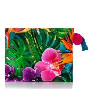 Τσαντάκι παραλίας Διαστάσεις: 30cm x 22cm Χειροποίητο τσαντάκι από υφασμα Είναι για την παραλία, για απογευματινή βόλτα στο νησί και για ποτο το βράδυ.