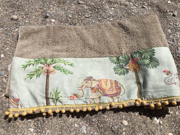 AFRICA BEACH TOWEL Πετσέτα θαλασσης