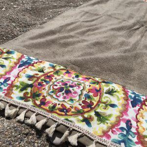 MANDALA BEACH TOWEL | Πετσέτα θαλάσσης