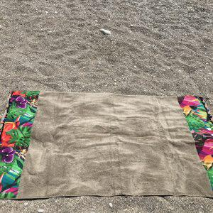 HAWAII BEACH TOWEL | Πετσέτα θαλάσσης